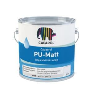 Caparol PU-matt lakk