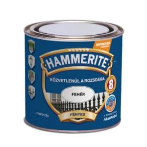 Hammerite Közvetlenül a rozsdára fémfesték