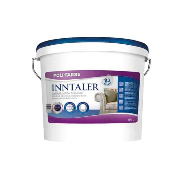 Poli-farbe Inntaler szilikát beltéri falfesték, 15 literes kiszerelés