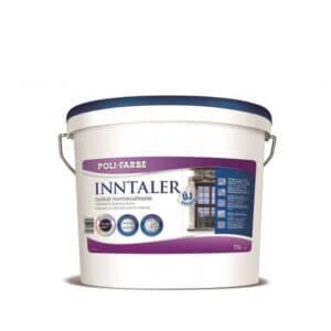 Poli-farbe Inntaler szilikát homlokzatfesték, 15 literes kiszerelés