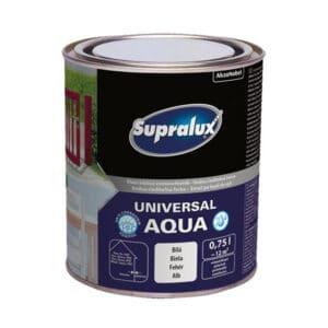 Supralux Universal Aqua, 0,75 literes kiszerelés