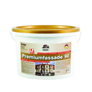 Düfa Premiumfassade 90 homlokzatfesék